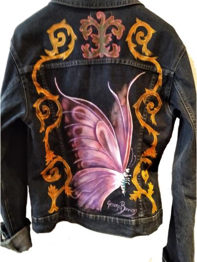 Butterfly Jean 1200