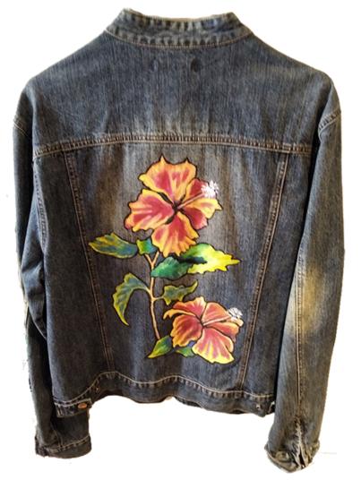 flower O jean 1200
