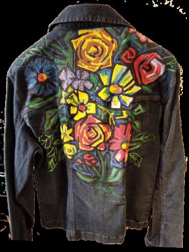 flower jean